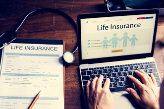 Find the right life insurance.